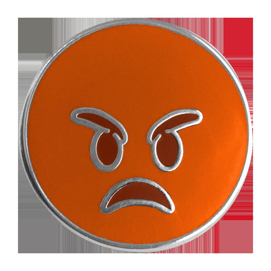 Angry Emoji Transparent PNG