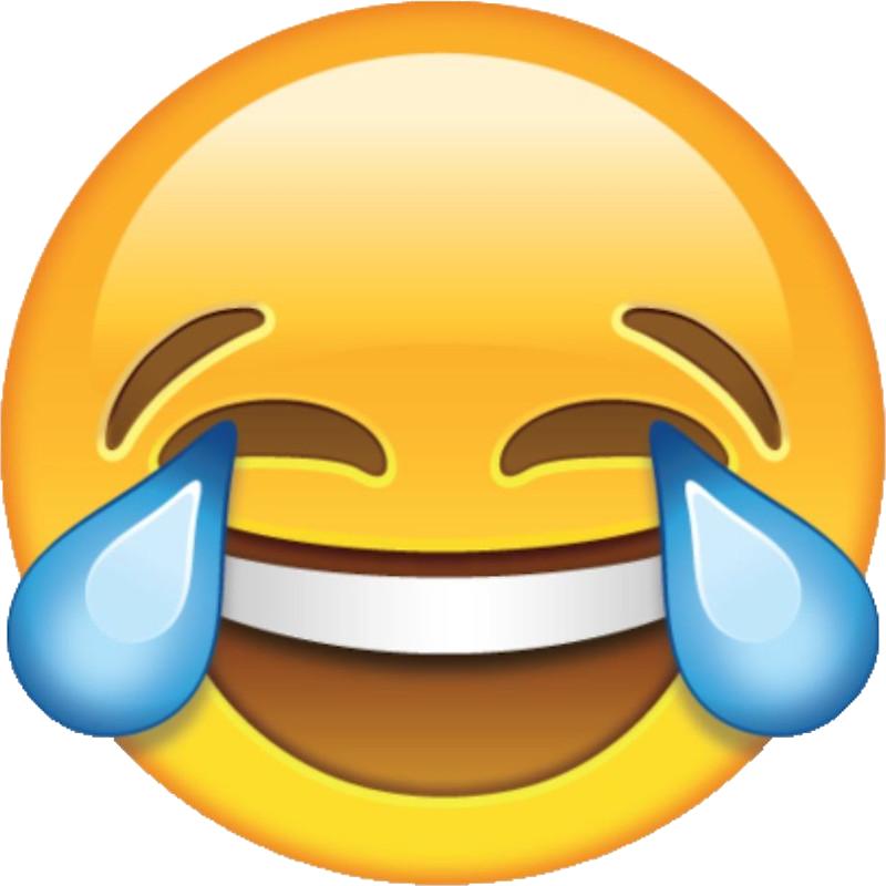 Crying Emoji PNG Transparent Image