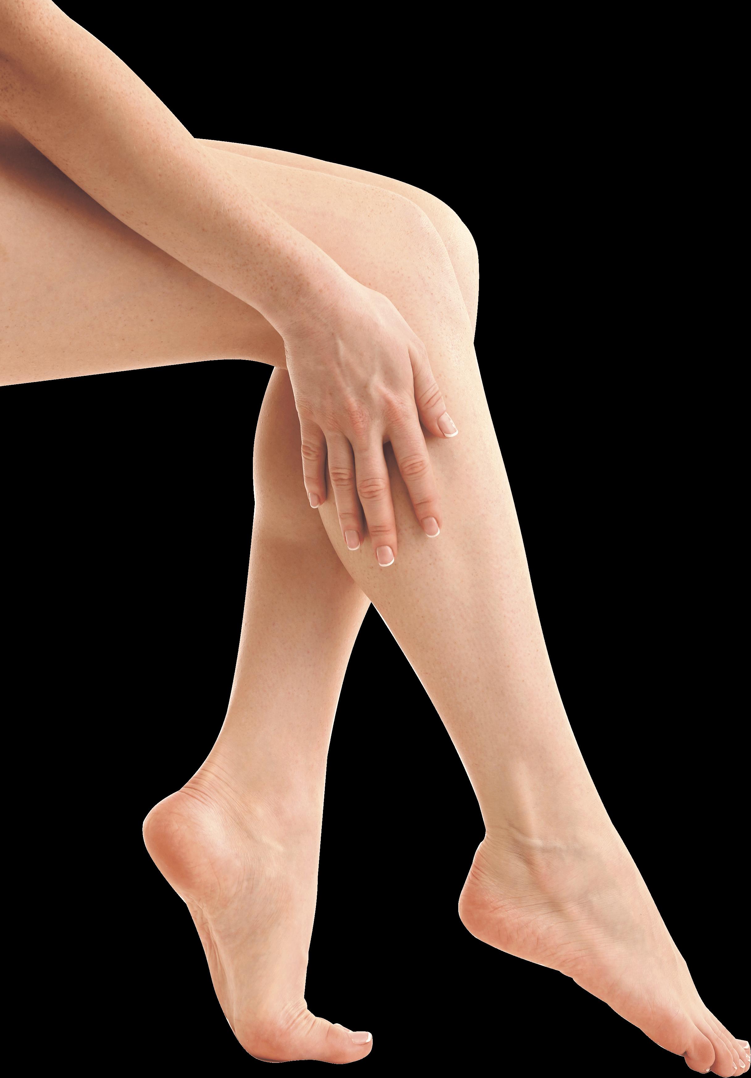 Female Leg Transparent Background