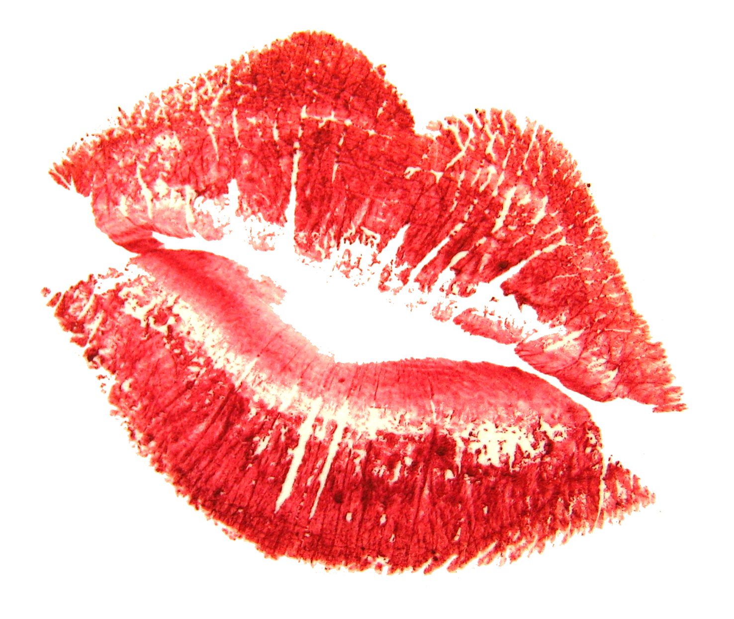 Kiss Mark PNG Transparent Image