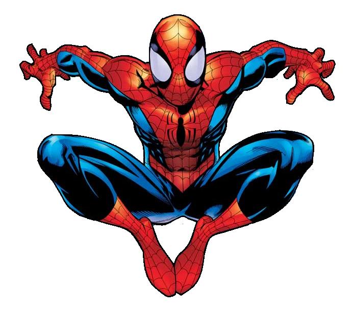 Ultimate Spiderman Transparent PNG