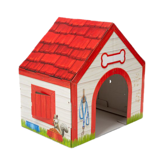 Dog House PNG File