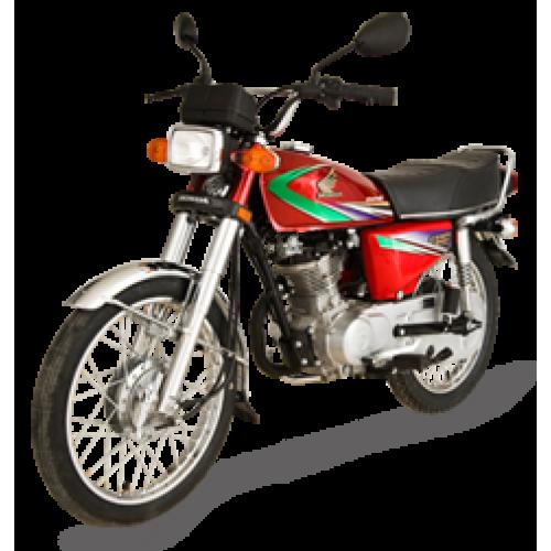Honda Bike PNG Pic