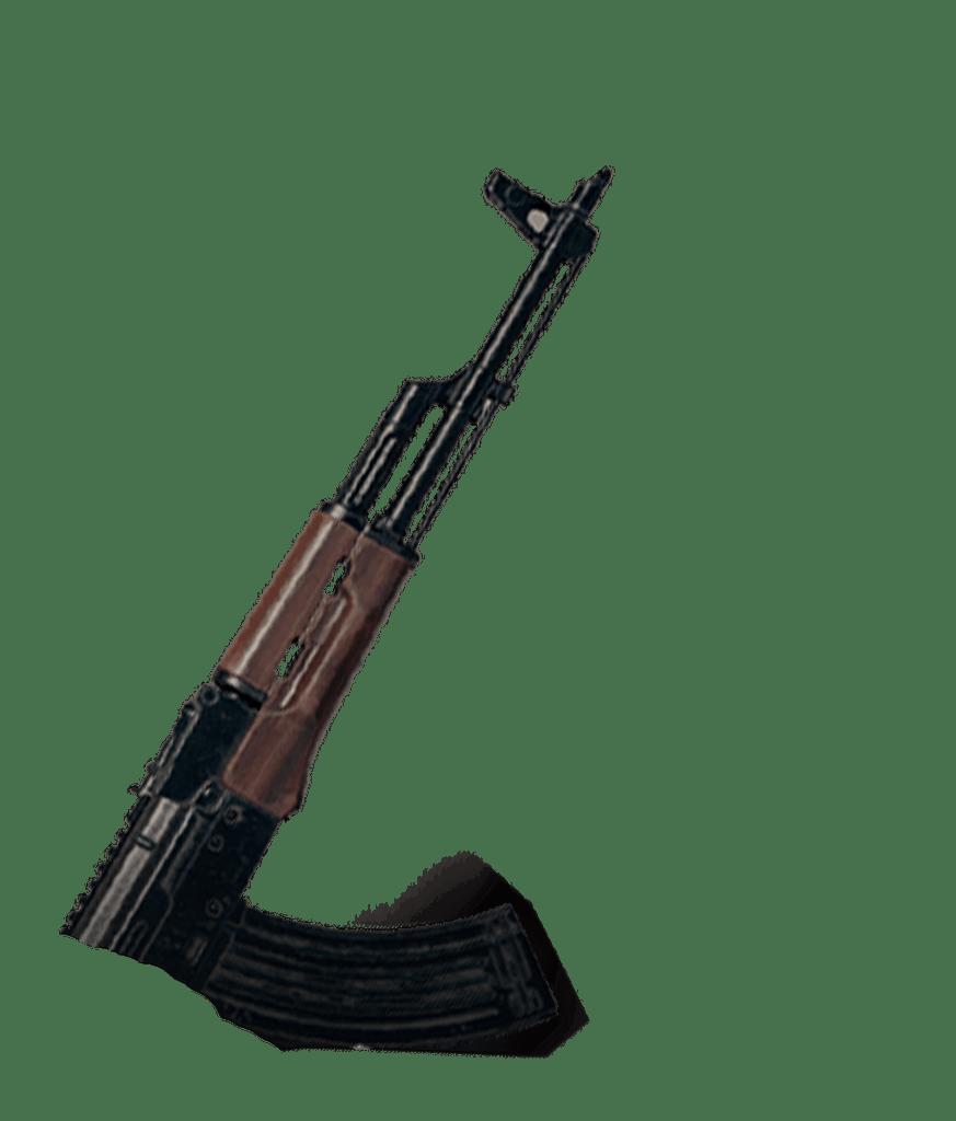 PUBG Weapon PNG Transparent Image