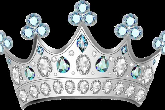 Princess Crown PNG Transparent Image