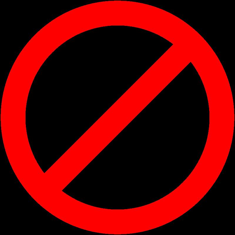 Stop Sign Transparent Background