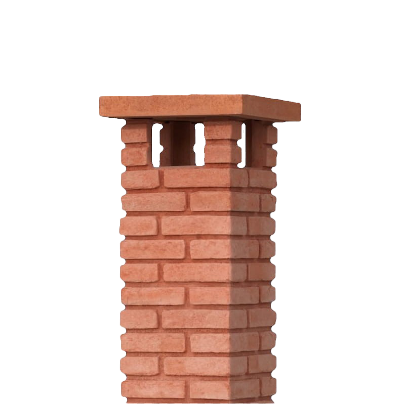 Brick Chimney PNG Image