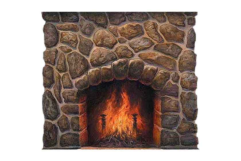 Fireplace PNG Image