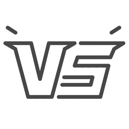 Versus PNG Transparent