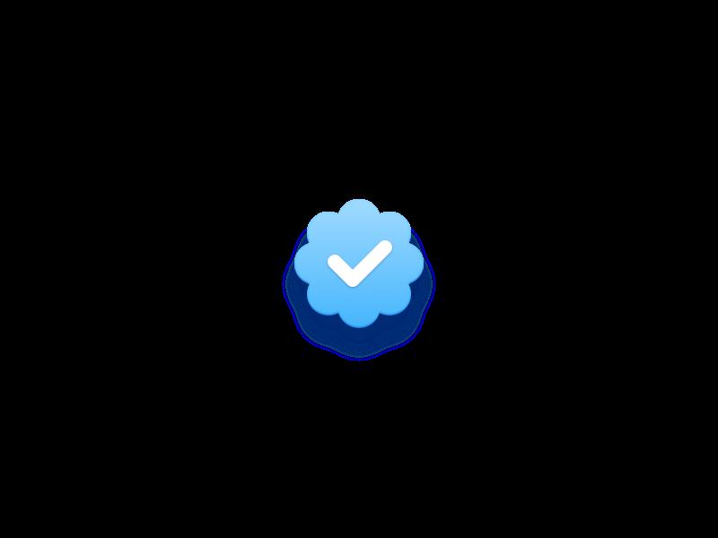 Instagram Verified Badge Transparent Background