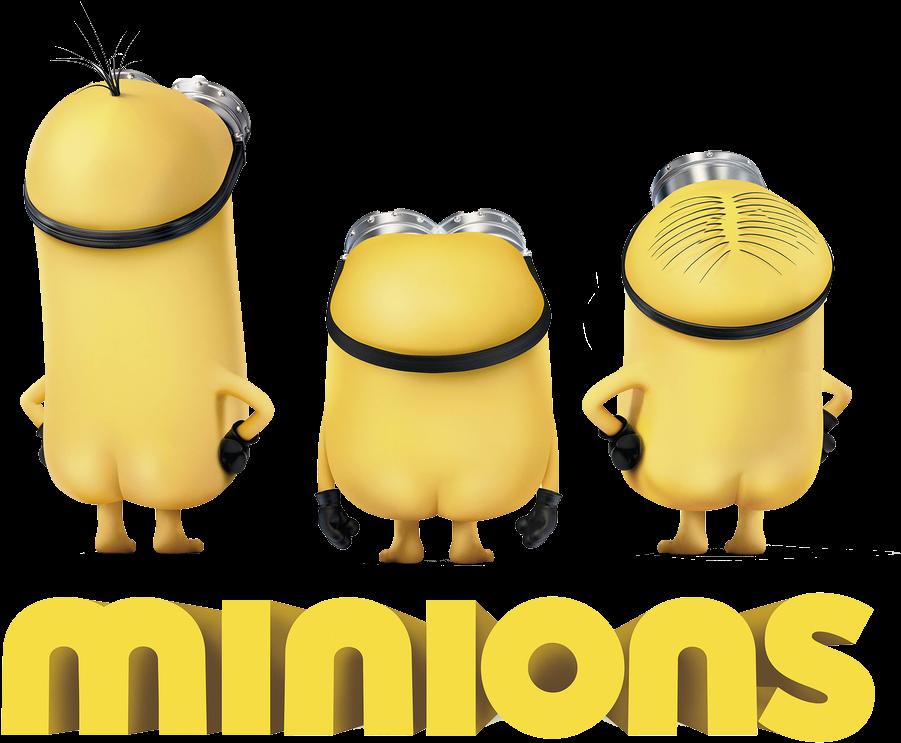 Minions Logo PNG Photos