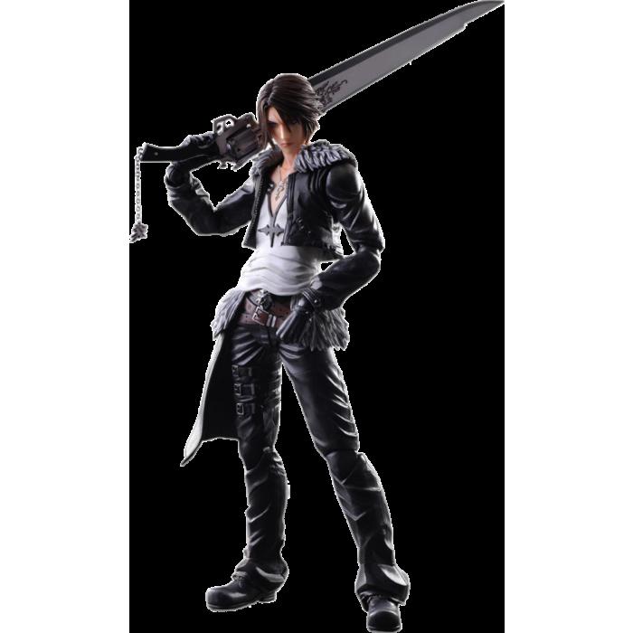 Final Fantasy Squall Leonhart PNG Clipart