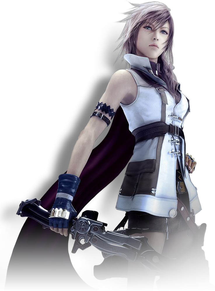 Lightning Finaly Fantasy PNG Pic
