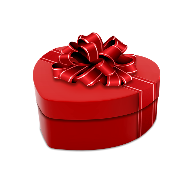 Red Christmas Gift Transparent Images PNG