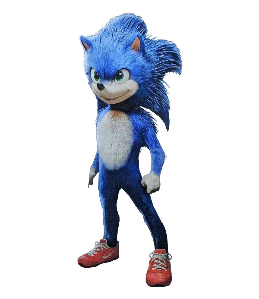 Sonic The Hedgehog Movie Png Transparent Image Png Mart