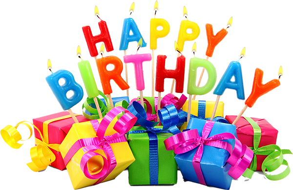 Birthday Gifts PNG