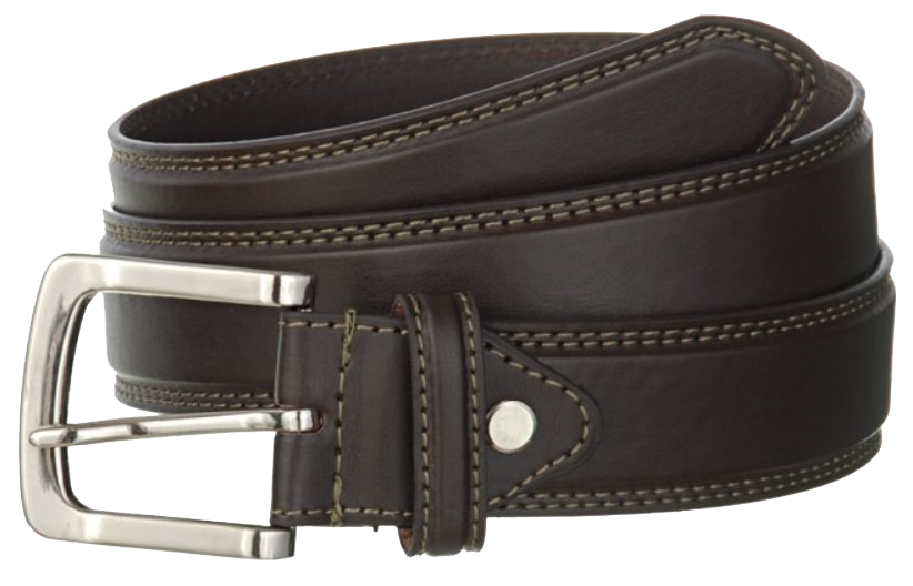 Brown Belt Leather PNG