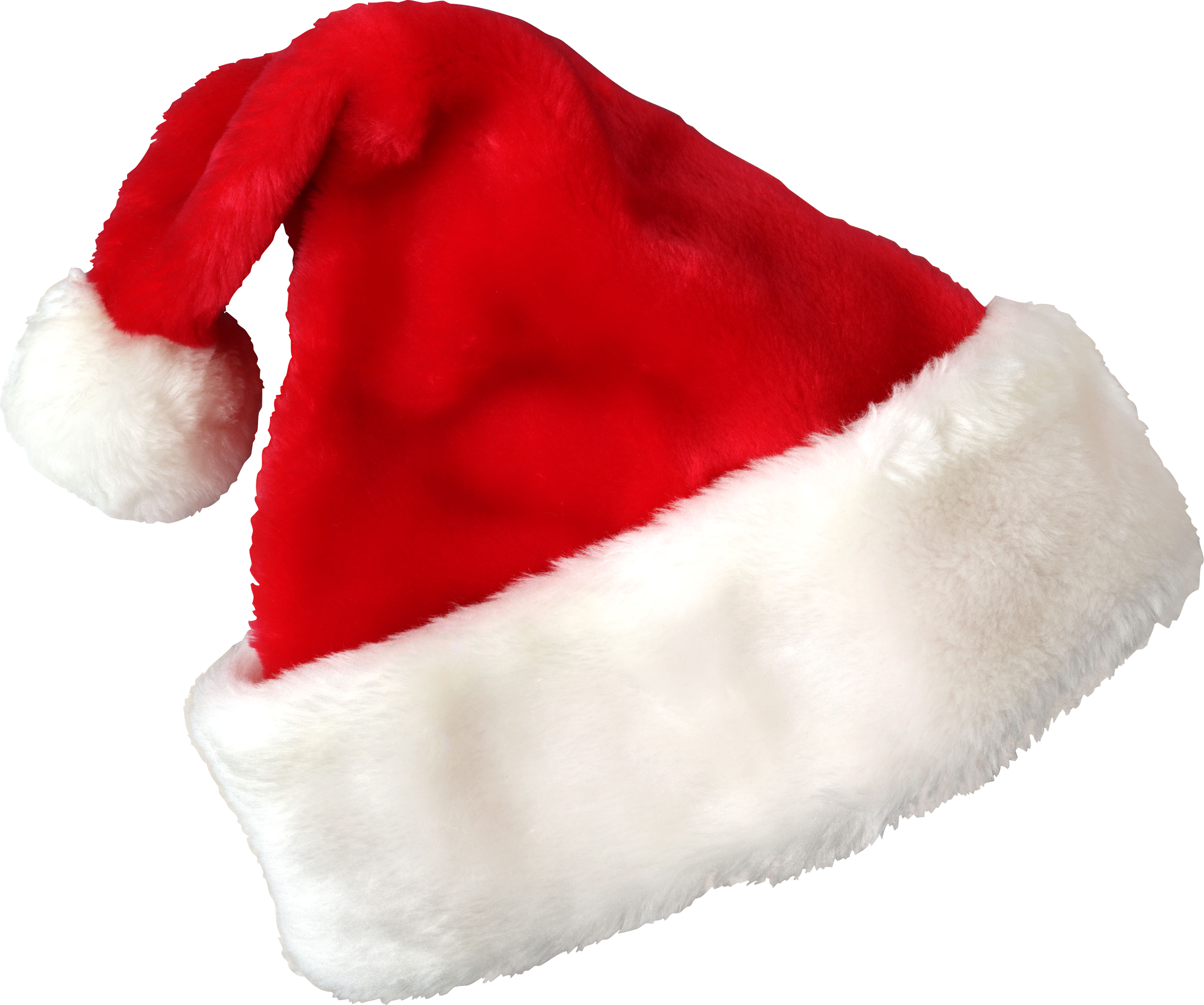 Christmas Red Hat PNG Image