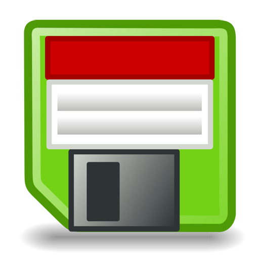 Floppy Disk PNG File