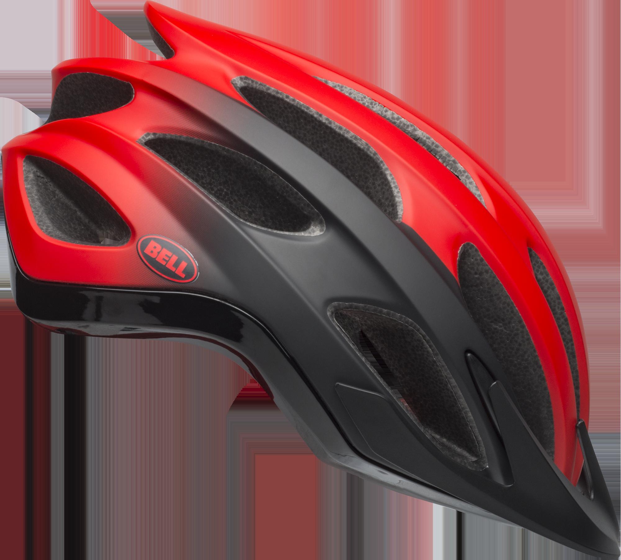 Red Bicycle Helmet PNG