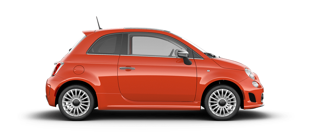 Red Fiat PNG Photos