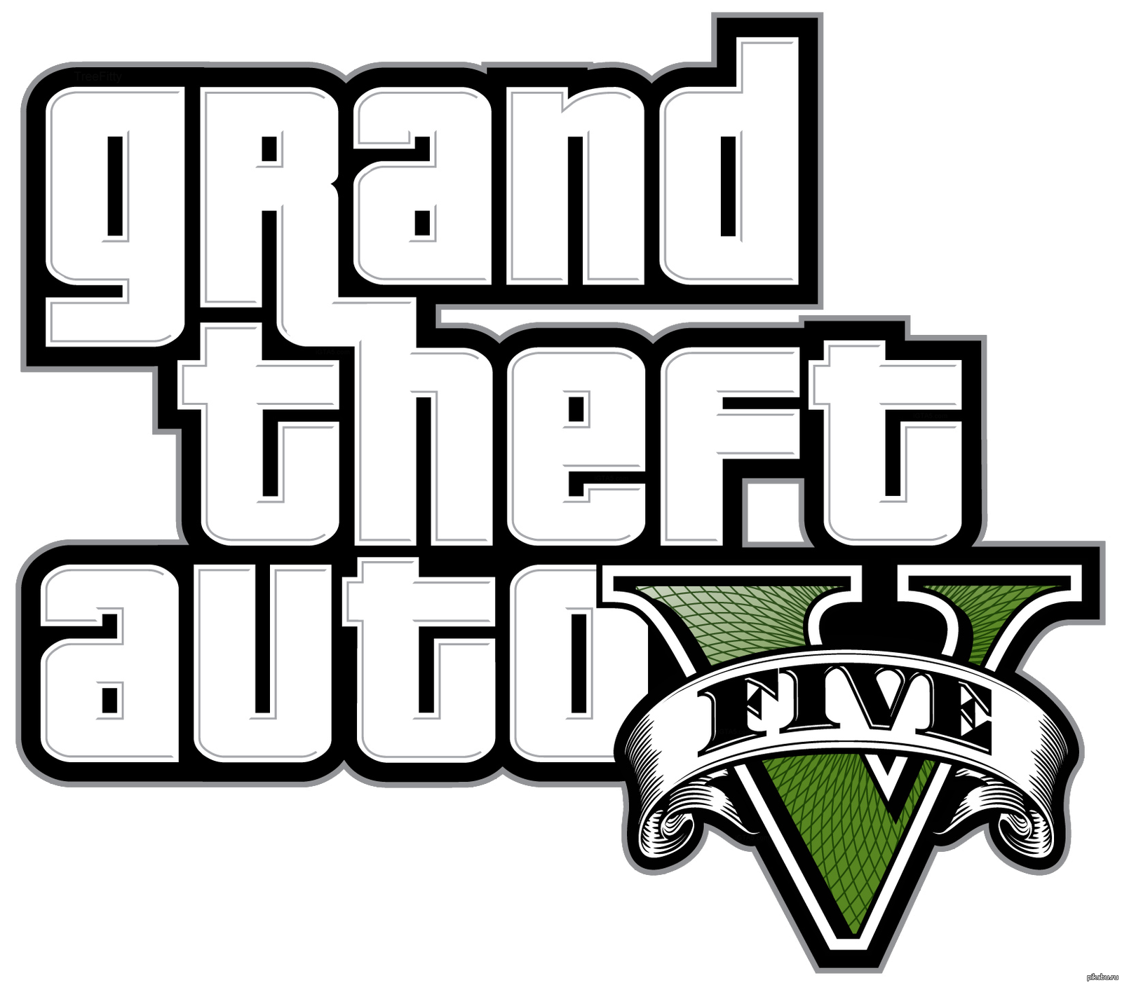 GTA Video Game Transparent PNG