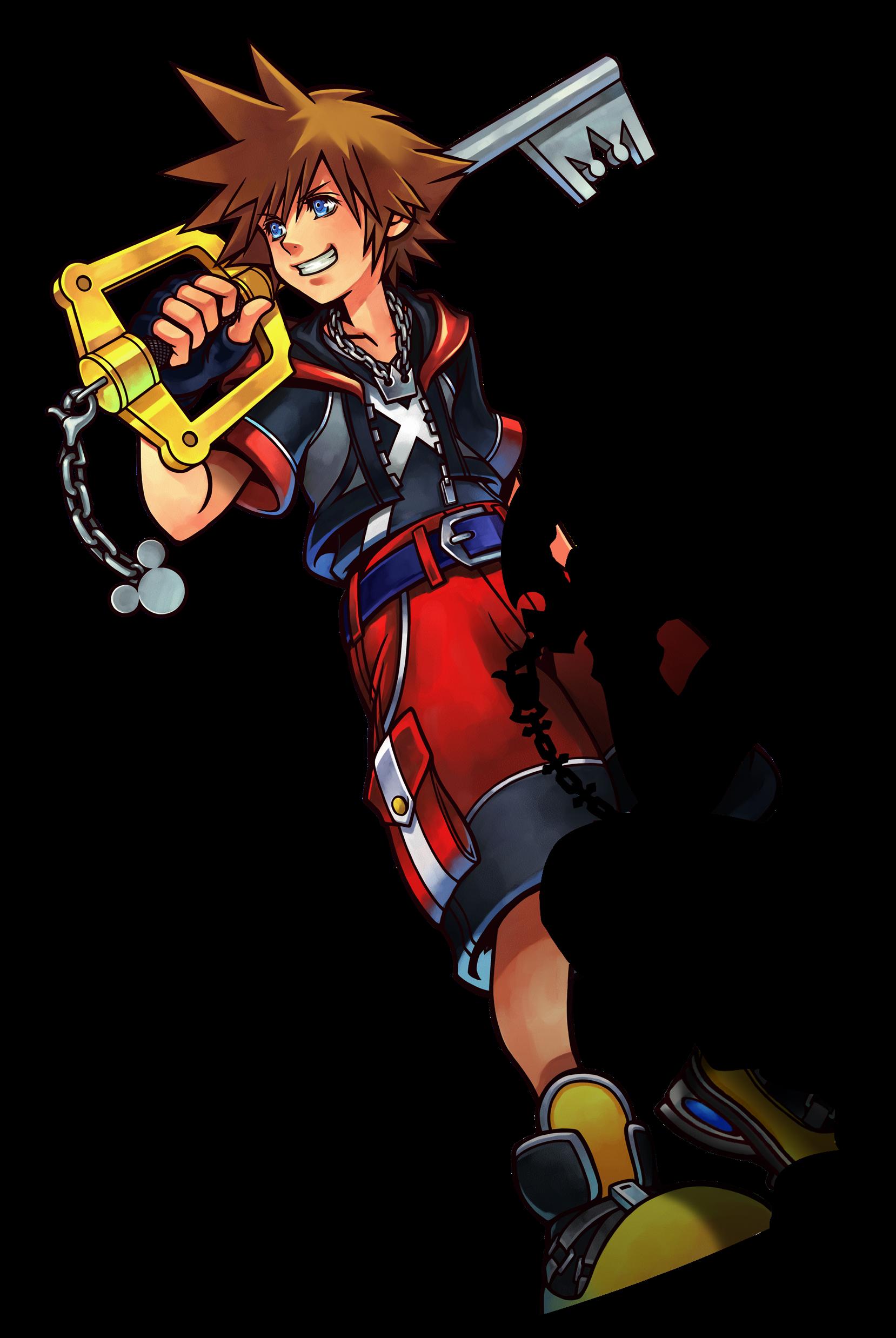 Game Kingdom Hearts Transparent PNG