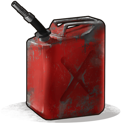 Vector Jerry Can PNG Clipart