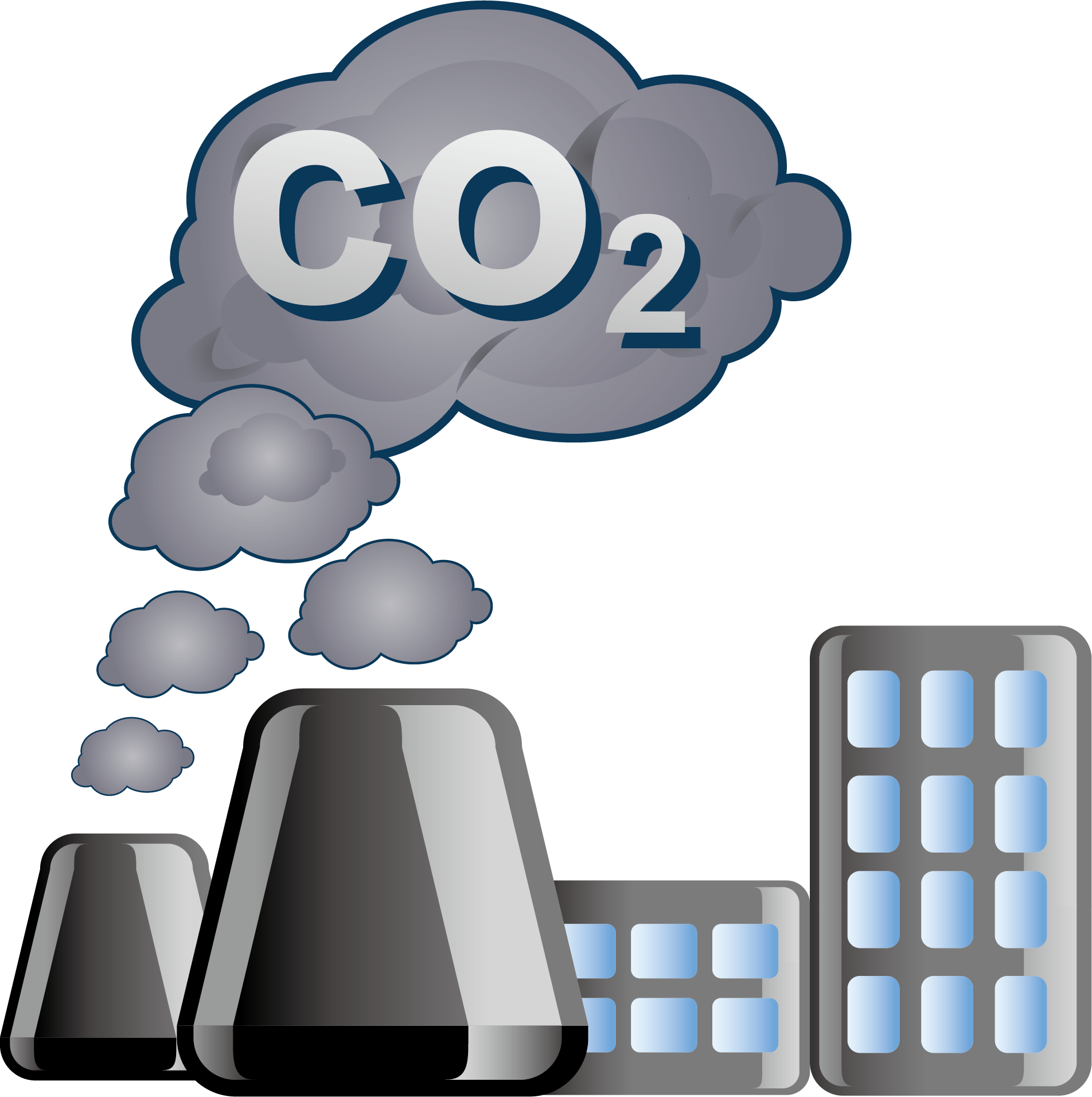 Air Pollution PNG Image