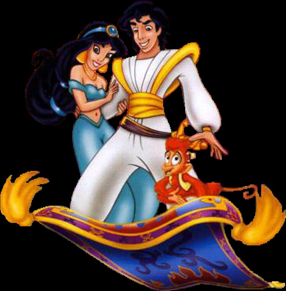 Aladdin Carpet PNG File