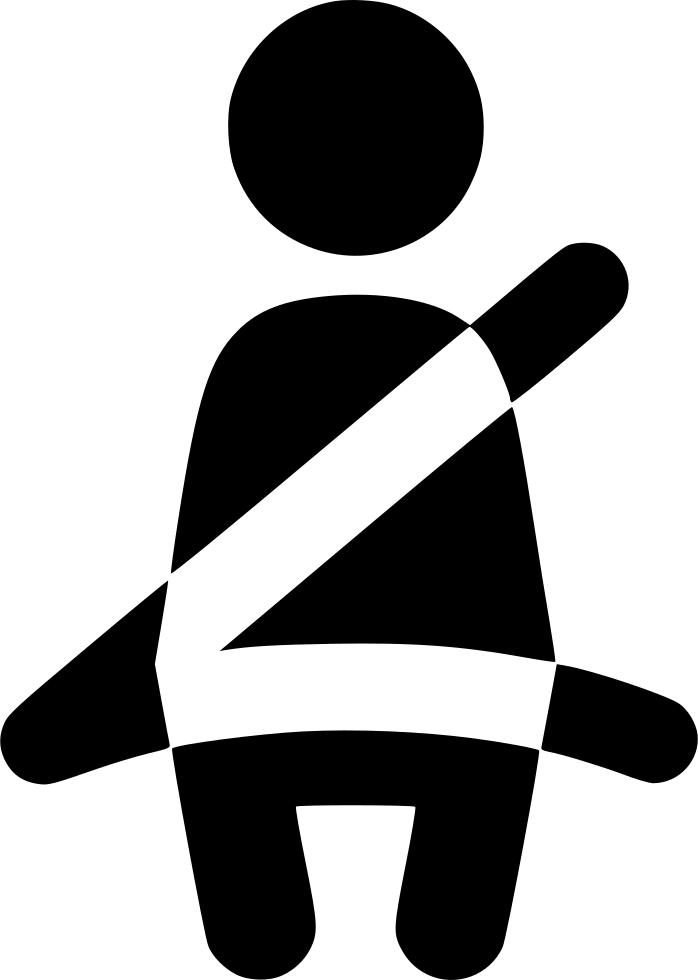 Vector Safe Belt Transparent Background