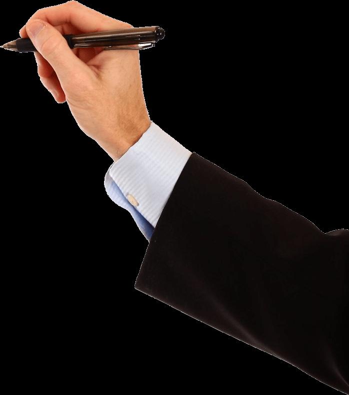 Writing Pen PNG File