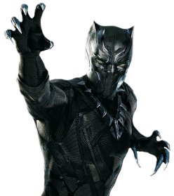 Black Panther PNG Clipart