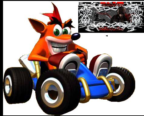 Crash Bandicoot Transparent PNG