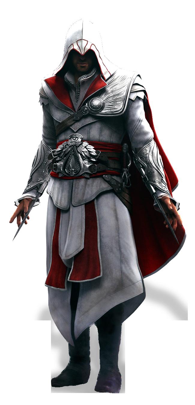 Ezio Auditore PNG File