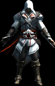 Ezio Auditore PNG Pic