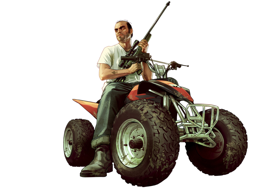 Grand Theft Auto V PNG Photo