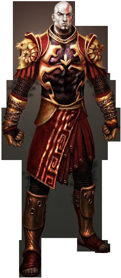 Kratos Transparent PNG