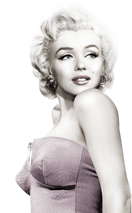 Marilyn Monroe PNG Photos