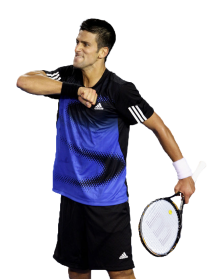 Novak Djokovic PNG HD