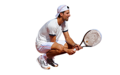 Novak Djokovic Transparent Background