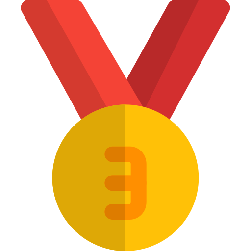 3rd Place Ribbon PNG Pic