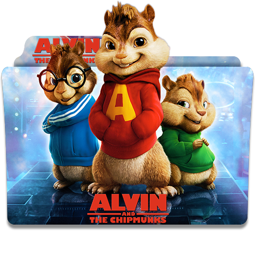 Alvin And The Chipmunks PNG Photo