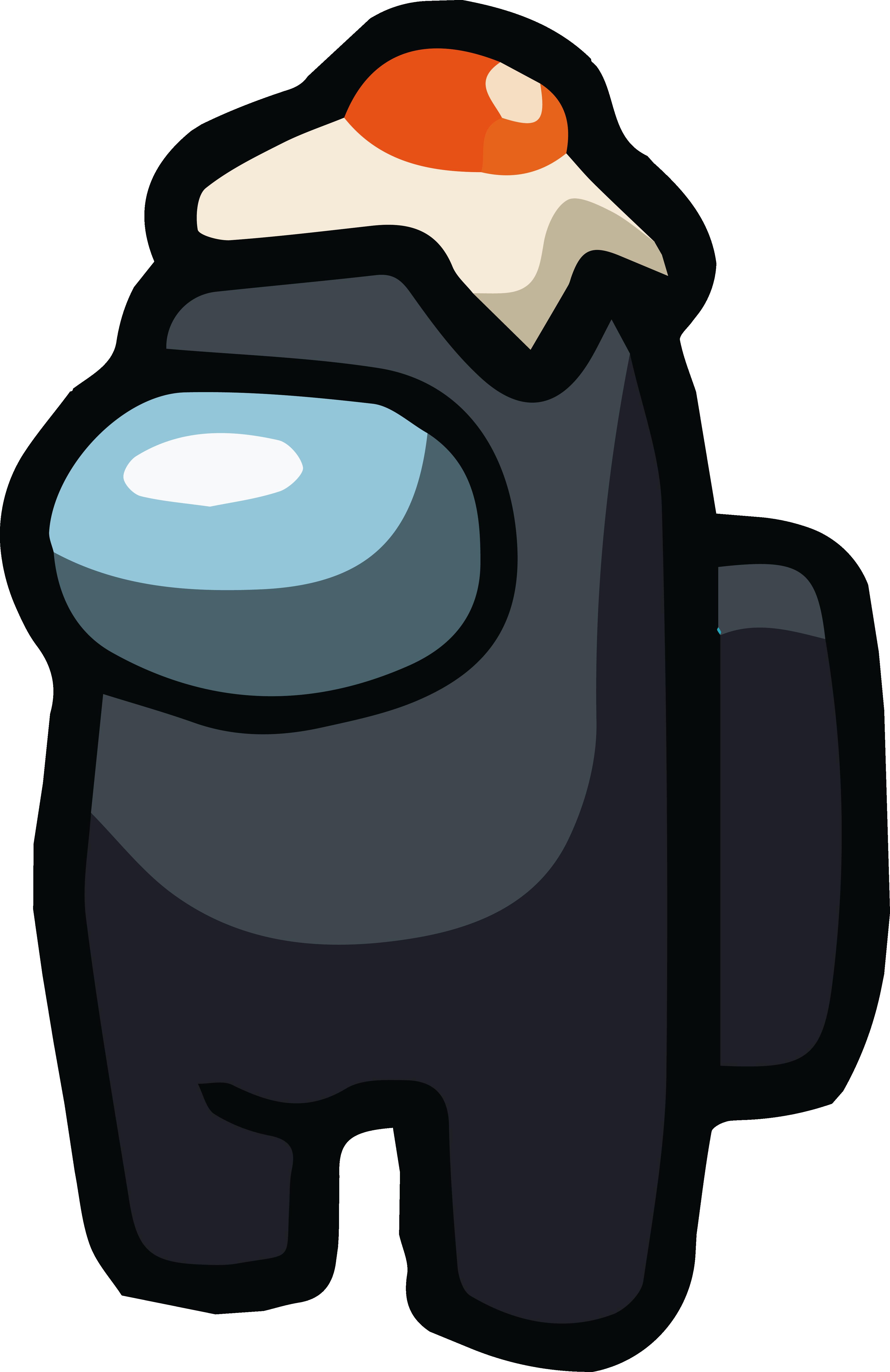 Among Us Character Download PNG Image