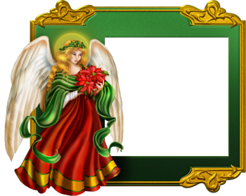 Christmas Angel PNG File