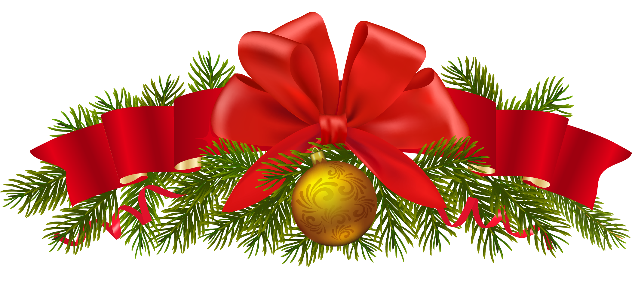 Christmas Ornaments PNG HD