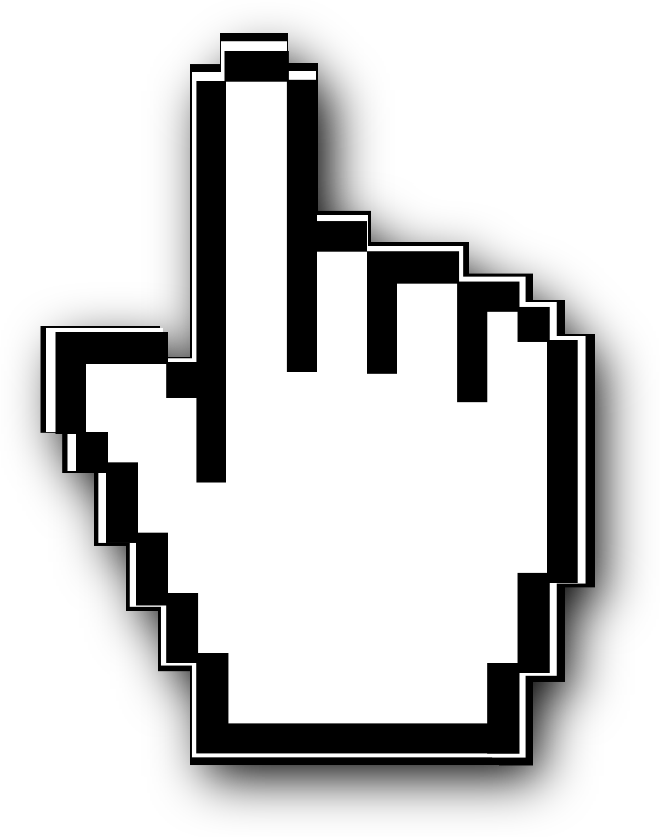 Cursor Hand PNG Image