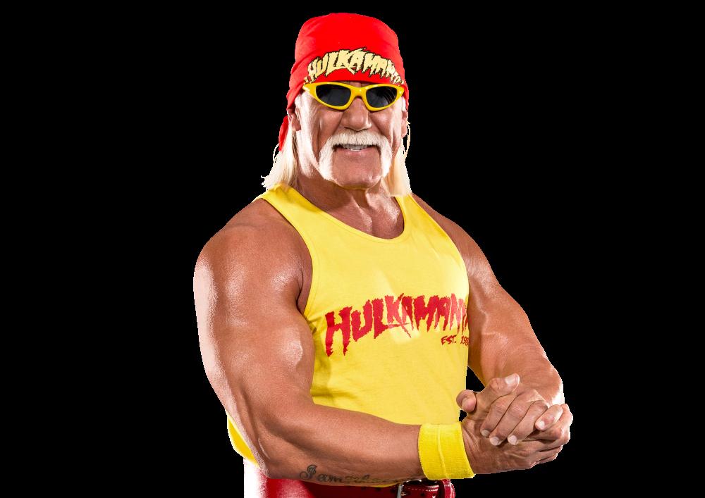 Hulk Hogan PNG Image