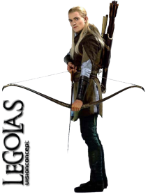 Legolas Transparent Background