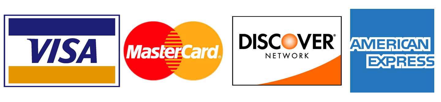 Major Credit Card Logo PNG Image